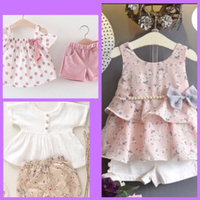 Used Girls Pastel Color Casual Dresses  in Dubai, UAE
