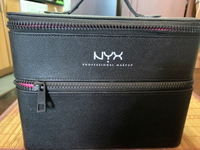 Used NYX PROFESSIONAL MAKE-UP VANITY BAG in Dubai, UAE