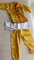 Used  Kung Fu uniform / 5 years old in Dubai, UAE