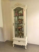 Used Glass cabinet display cabinet in Dubai, UAE