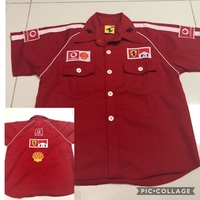 Used Kids large Ferrari polo  in Dubai, UAE