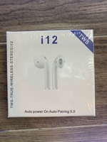 Used Wireless BT - Airpods i12 For SALE in Dubai, UAE