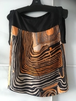 Used Zara Sleeveless Satin Top in Dubai, UAE