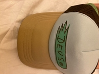 Caps Deus Brand each aed15 plus shipping