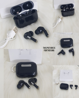 Used Black airpod pro3 ¤ iso android in Dubai, UAE