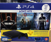 Used Ramadan offer PS4 with 3 Games in Dubai, UAE