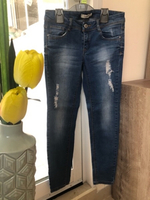 Used Ladies' PIMKIE Stretch Jeans Size 26 in Dubai, UAE