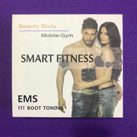 Used Smart Fitness/Ems Fit Boot Toning in Dubai, UAE