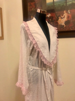 Used Lovely Italian white robe  in Dubai, UAE