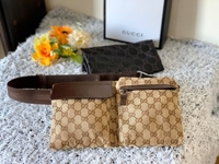 Used GUCCI BELT BAG AUTHENTIC 💯% in Dubai, UAE