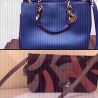 Used 2 bags Patrizia pepe and Mk preloved in Dubai, UAE