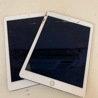 Used 2 x iPad Air 2 A1567 *damaged in Dubai, UAE