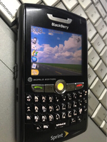 Used Blackberry 8830 World Edition  in Dubai, UAE