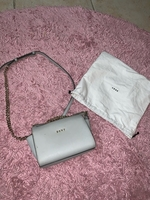 Used Original DKNY grey bag in Dubai, UAE