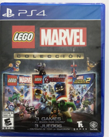 Used Ps4 lego marvel collection  in Dubai, UAE