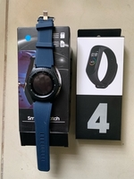 Bundle offer smart watch with m4 band