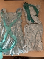 Used 3 girls dress in Dubai, UAE