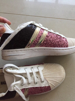 Used glitter sneakers in Dubai, UAE