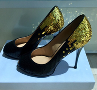 Used Guiseppe Zanotti shoes in Dubai, UAE