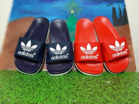Used Adidas Slides Bundle Offer 2 Pairs in Dubai, UAE