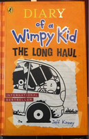 Used Wimpy kid the long haul  in Dubai, UAE