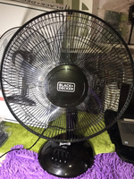 Used Black and Decker Electric Fan in Dubai, UAE