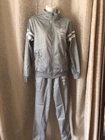 Used Tracksuit grey size L in Dubai, UAE