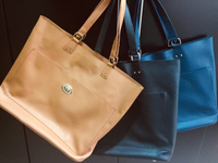 Used Big Laptop/work tote bags-3 colors   in Dubai, UAE
