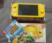 Used DS switch lite with animal crossing in Dubai, UAE