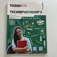Used TECHNO PHOTOSHOP II Book in Dubai, UAE