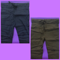 Used Stretchable Pants/ XL+🎁🎁🎁 in Dubai, UAE
