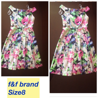Used Size8 new with linings + net  in Dubai, UAE