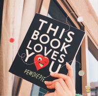 Used This book loves you by Pewdiepie in Dubai, UAE