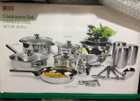 Used 29 piece cookware set - last piece left in Dubai, UAE