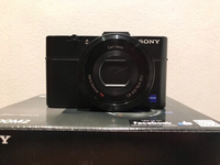 Used Sony RX100 II in Dubai, UAE
