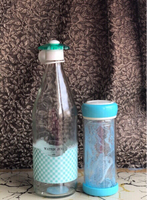 Used Glass water jug and glass water bottle  in Dubai, UAE
