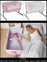 Used Chicco Next2me Baby Crib in Dubai, UAE