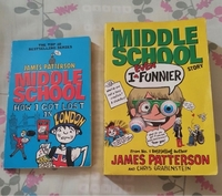 Used Middle school James Patterson in Dubai, UAE