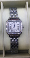 Used Cartier classic women watch new  in Dubai, UAE