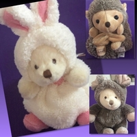 Used 3 Bukowski Teddy Bears in Dubai, UAE