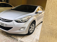 Used Hyundai elentra as new condition  in Dubai, UAE