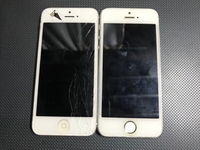 Used 2pec iPhone 5/5s for Spare parts only in Dubai, UAE