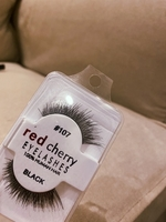 Used Red Cherry eyelashes 107 in Dubai, UAE