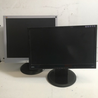 Used 2 benq 19 inch lcd bundle  in Dubai, UAE