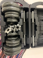 Used 20kgs Dumbbells in Dubai, UAE