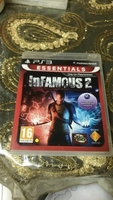 Used inFAMOUS 2 for PS3 in Dubai, UAE