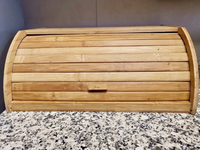 Used Bamboo bread bin  in Dubai, UAE