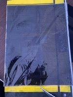Used 3- non stick BBQ Mats in Dubai, UAE