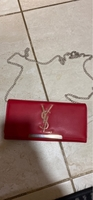 Used Women Wallet ( Red Color )  in Dubai, UAE