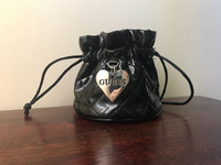 Authentic Guess mini make up bag